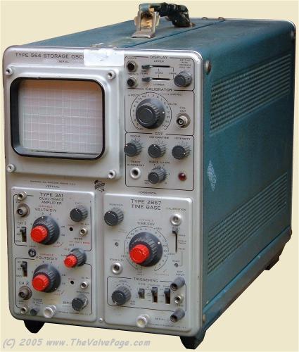 Oscilloscope Model Number : Tektronix oscilloscope