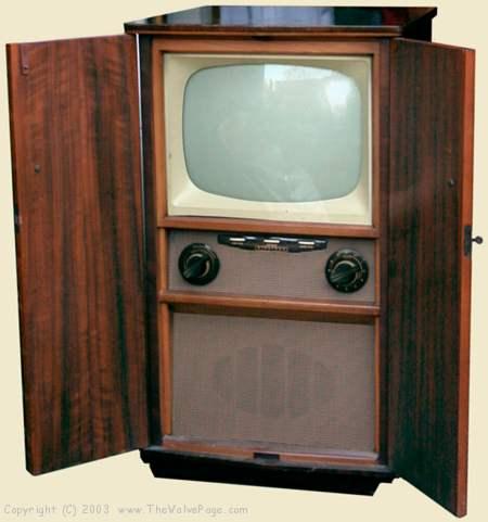 1957 Dynatron Tv30ck