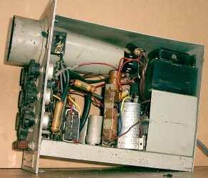 Malvern' Oscilloscope